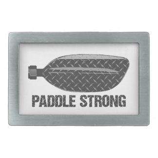 Paddle Strong Rectangular Belt Buckle