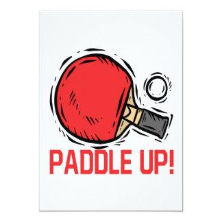 Paddle Up Card