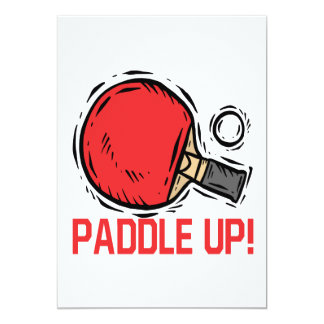 Paddle Up Announcement