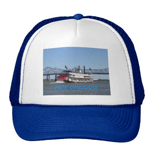Paddle Wheeler apparel Collection Trucker Hat
