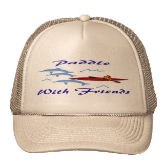 Paddle With Friends Trucker Hat
