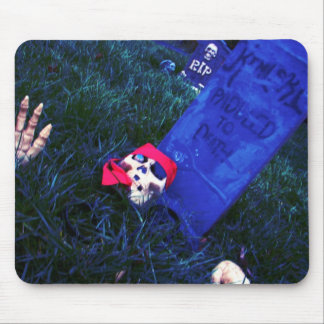 Paddled Mouse Pad