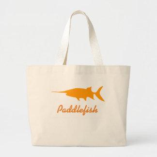Paddlefish Bolsa Tela Grande
