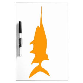 Paddlefish Pizarras Blancas