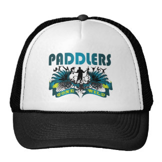 Paddlers Gone Wild Trucker Hats
