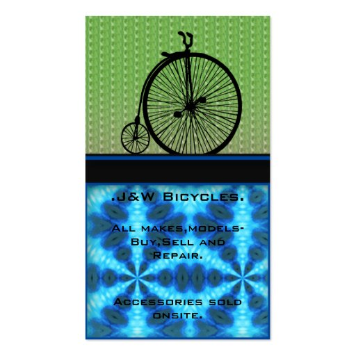 paddlewheel Double-Sided standard business cards (Pack of 100)