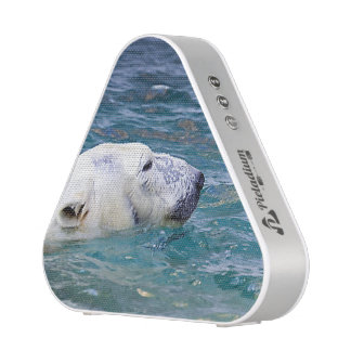Paddling Polar Bear Bluetooth Speaker