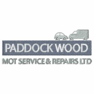 Paddock Wood MOT Service & Repairs Polo Shirt