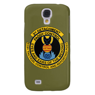 Paddy Control 3rd Detachment 619th Tactical Galaxy S4 Covers