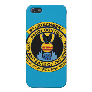 Paddy Control 3rd Detachment 619th Tactical iPhone SE/5/5s Case