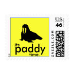 paddy, F, time., its Postage