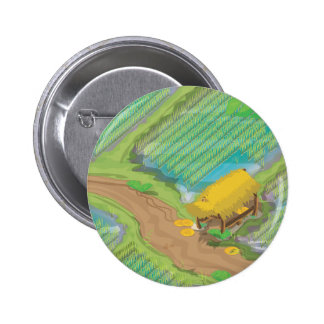 Paddy field button