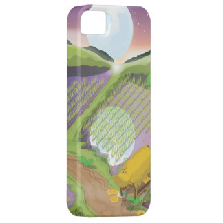 Paddy field iPhone SE/5/5s case