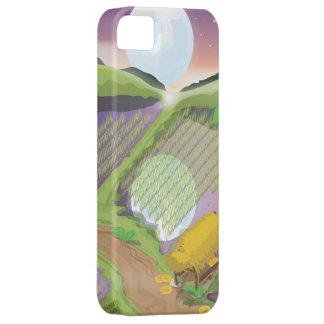 Paddy field iPhone SE/5/5s case
