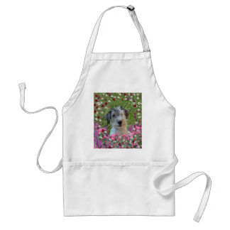 Paddy in Flowers Adult Apron