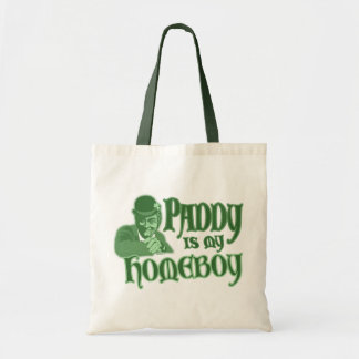 Paddy is my Homeboy Bag