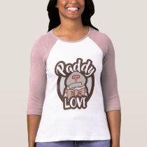 Paddy love t-shirt - art by Irina Kolby