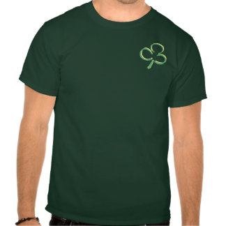 Paddy's Day Clover Shirt