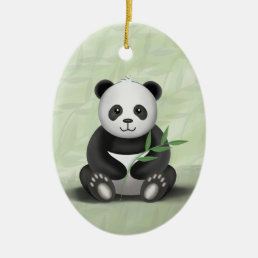 Paddy the Panda - Ornament