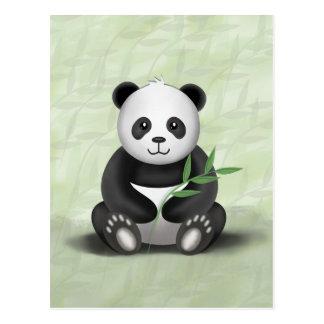 Paddy the Panda - Postcard