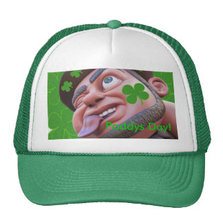 Paddys Day Hat