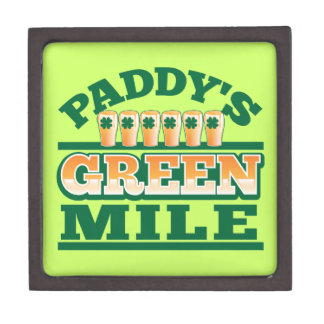 Paddy's GREEN MILE from The Beer Shop Gift Box