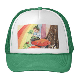 """""""Paddy's Luck"""" Hat"""