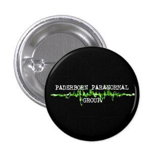 Paderborn Paranormal Group Ghost Hunter badge Pins