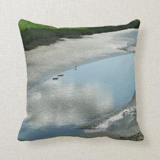 Padilla Bay Trail Pillow