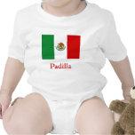 Padilla Mexican Flag Tee Shirt