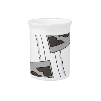 padlock drink pitchers