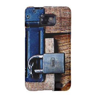 Padlock - Funny  Lock Keeps it Safe and Secure! Samsung Galaxy S2 Covers