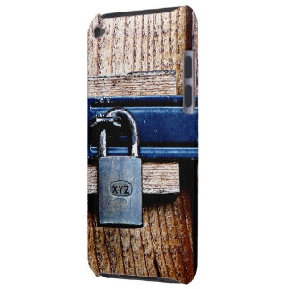 Padlock - Funny  Lock Keeps it Safe and Secure! Barely There iPod Cases