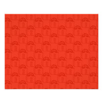 Padlock Pattern. Top Secret or Security. Flyer