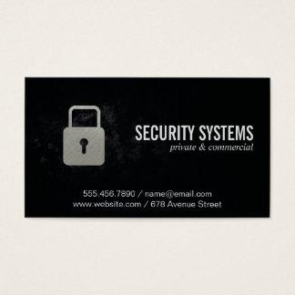 Padlock | Security Business Card