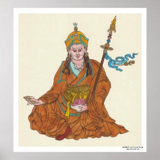 Padmasambhava (Guru Rinpoche) Impresiones