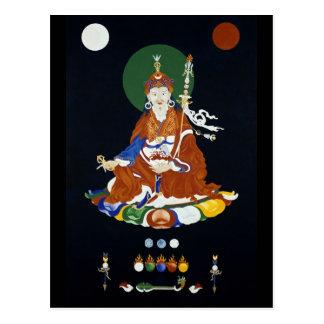 Padmasambhava [postcard] postcard