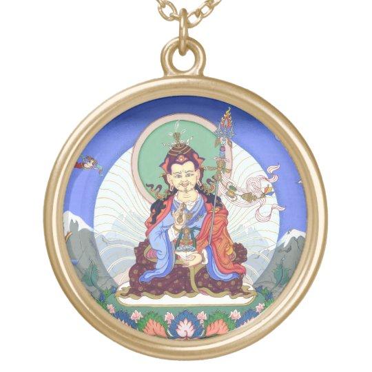 Padmasambhava (Tib.: Guru Rinpoche) round necklace