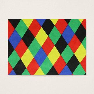 padrão com lousangulos business card