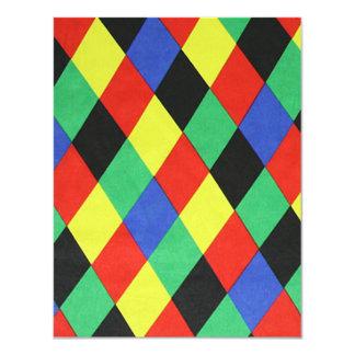 padrão com lousangulos card