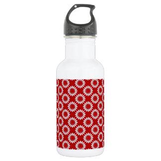 padrão de natal water bottle