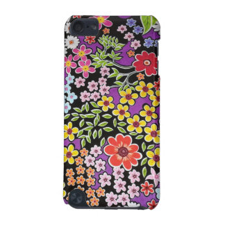 padrão floral bonito iPod touch 5G cover