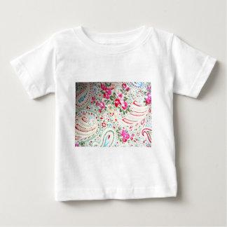 padrão floral de rosas baby T-Shirt