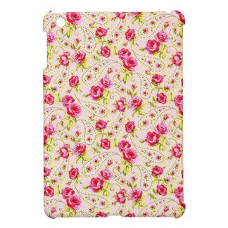 padrao floral de rosas cover for the iPad mini