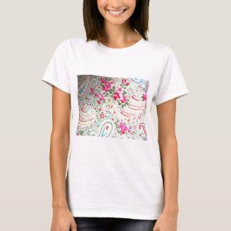 padrão floral de rosas T-Shirt