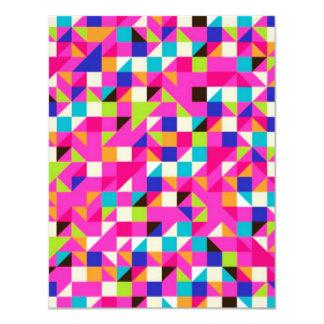 padrão geometrico card