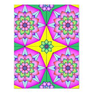 padrão tipo moisaico card