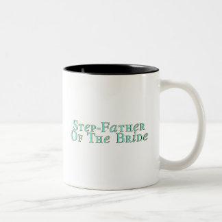 Padrastro de la taza de la novia