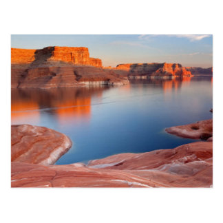 Padre Bay of Lake Powell Postcard