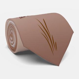Padre de la cosecha del otoño del lazo de la novia corbatas